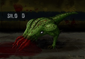 Bullsquid by zwieracz