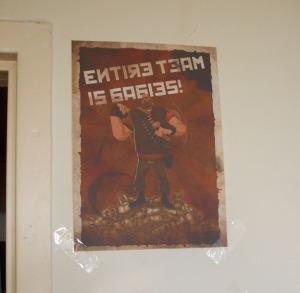 Heavy plakat