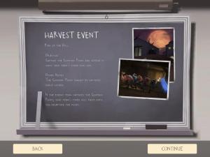 Koth Harvest event